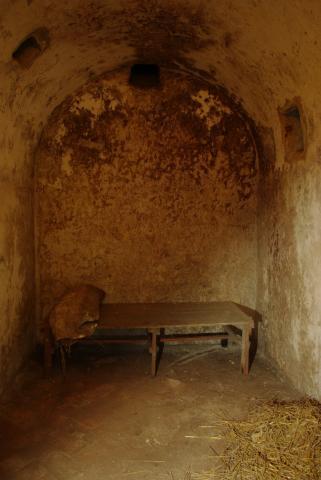 Sobri Jóska cellája