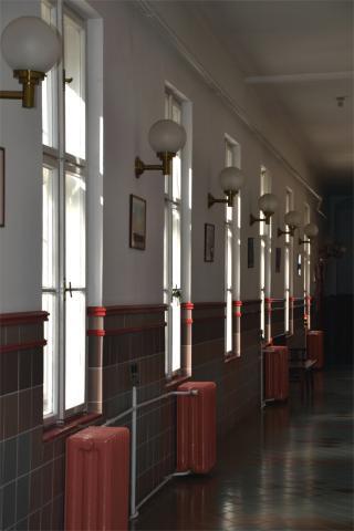 A folyosó