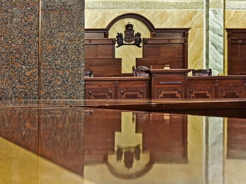 Bírósági tükör
