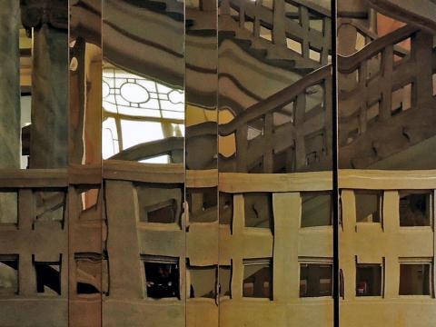 Trükkös tükör